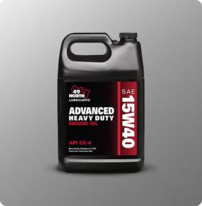 Heavy Duty 15W-40 Engine Oil