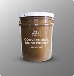 Conventional 50/50 Premix Antifreeze/Coolant