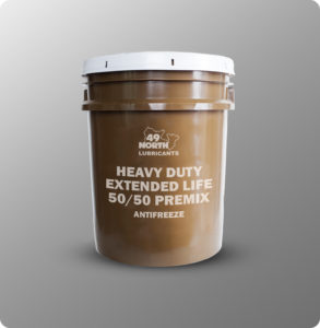 Heavy Duty Extended Life 50/50 Premix Antifreeze/Coolant